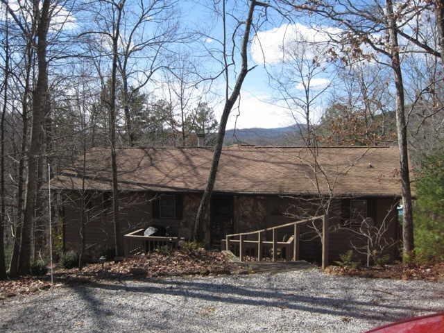 Photo of home for sale at 116 Raindance Ln, Clayton GA