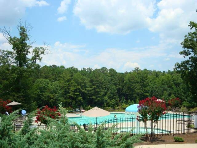 Photo of home for sale at 0 Lake Windsong, Tyrone GA
