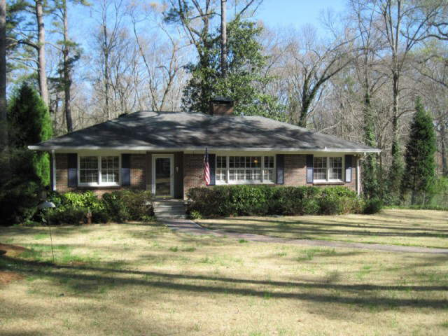 Photo of home for sale at 1451 Moores Mill Rd, Atlanta GA