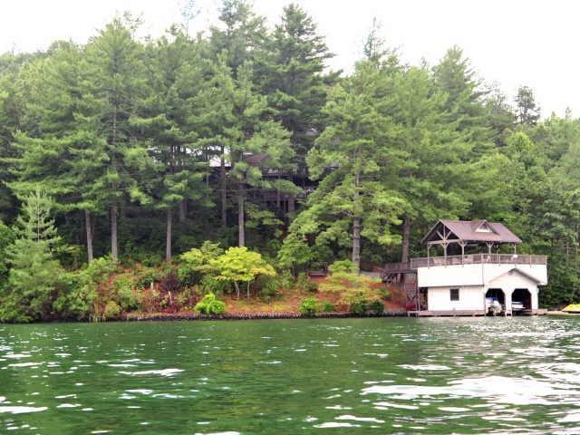 Photo of home for sale at 1239 Burton Mountain Rd, Clarkesville GA