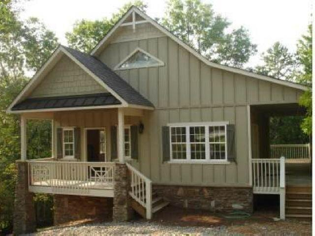 Photo of home for sale at 137 Fischer Strasse, Helen GA