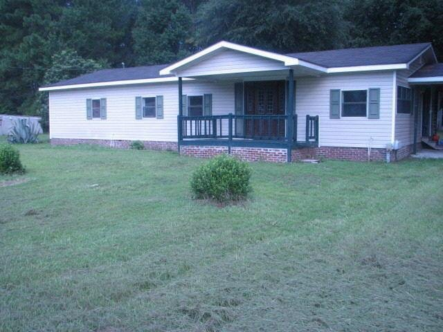 Photo of home for sale at 1140 Teeny Weeny Rd, Crescent GA