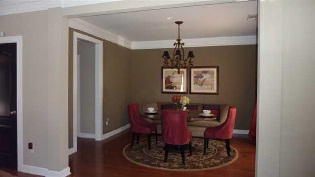 Photo of home for sale at 2682 Oak Village Trl, Decatur GA