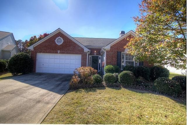 Photo of home for sale at 2285 Leacroft Way, Marietta GA
