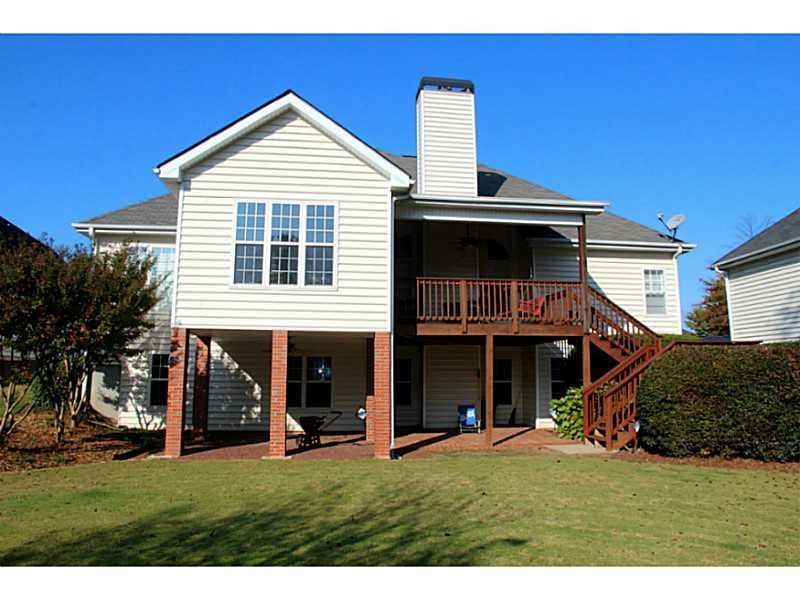 Photo of home for sale at 645 Mae Ln, Alpharetta GA