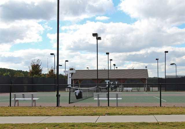 Photo of home for sale at 501 Blackberry Run Trl, Dallas GA