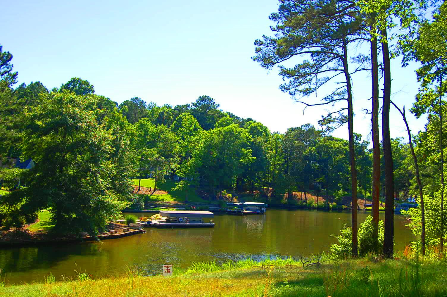 Photo of home for sale at 1260 Meadow Dr, Greensboro GA