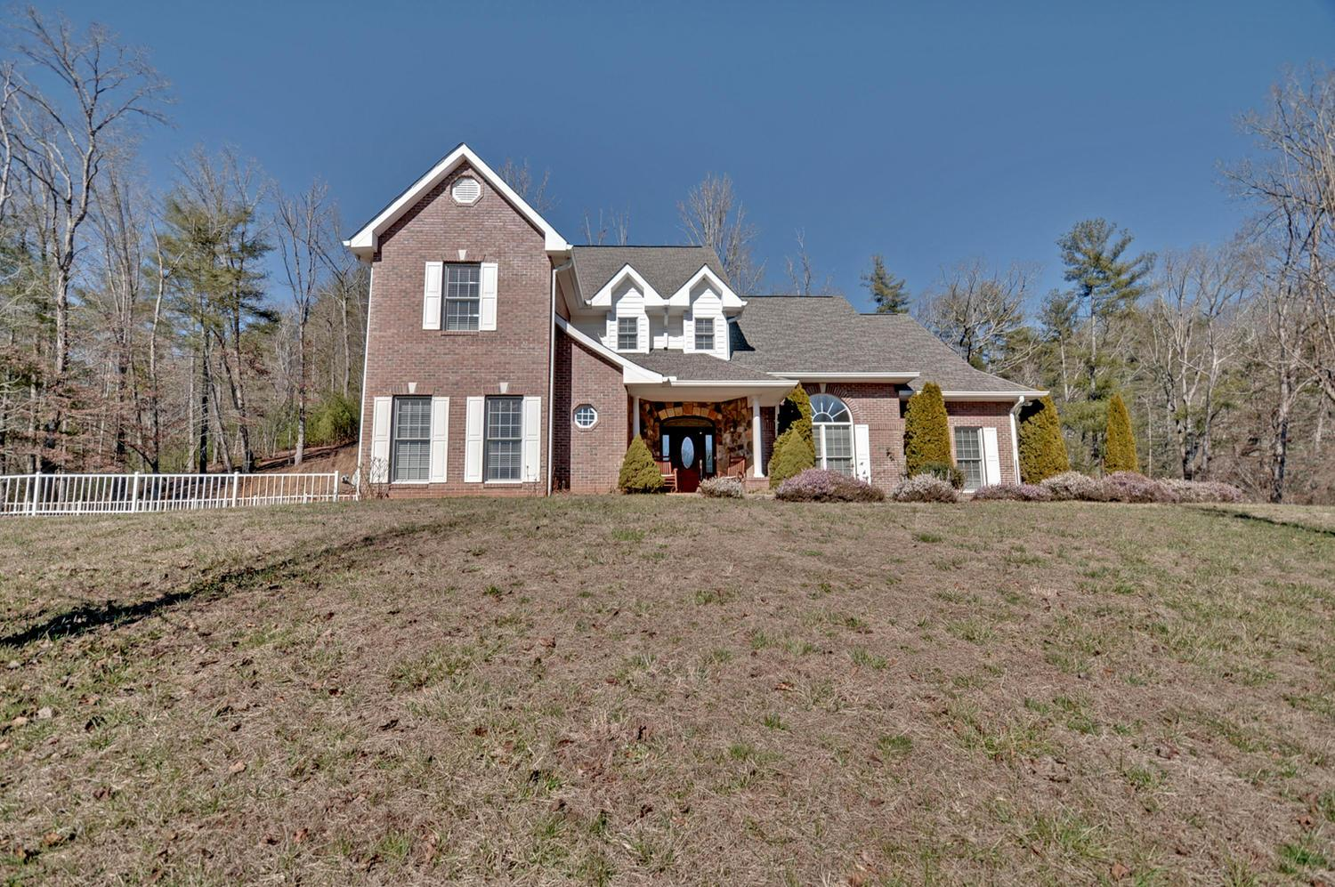 Photo of home for sale at 4371 Persimmon Rd, Clayton GA