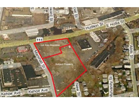 Nashua NH Land  for sale $List Price is $2,700,000
