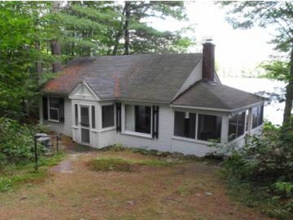 Wolfeboro new hampshire vacation rentals maxfield real for Anthony lakes cabin rentals