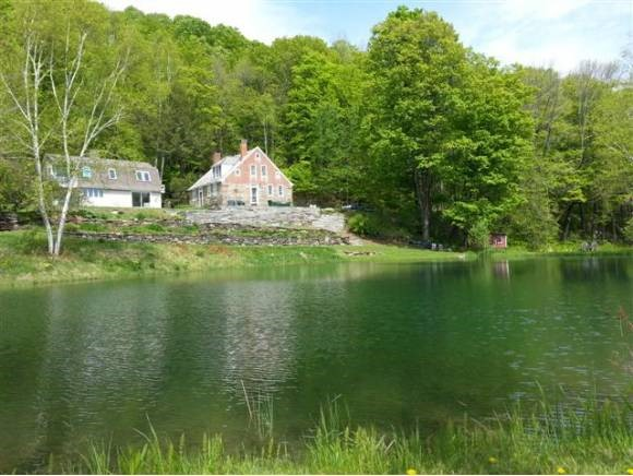 WEST WINDSOR VT Lake House for sale $$895,000 | $243 per sq.ft.
