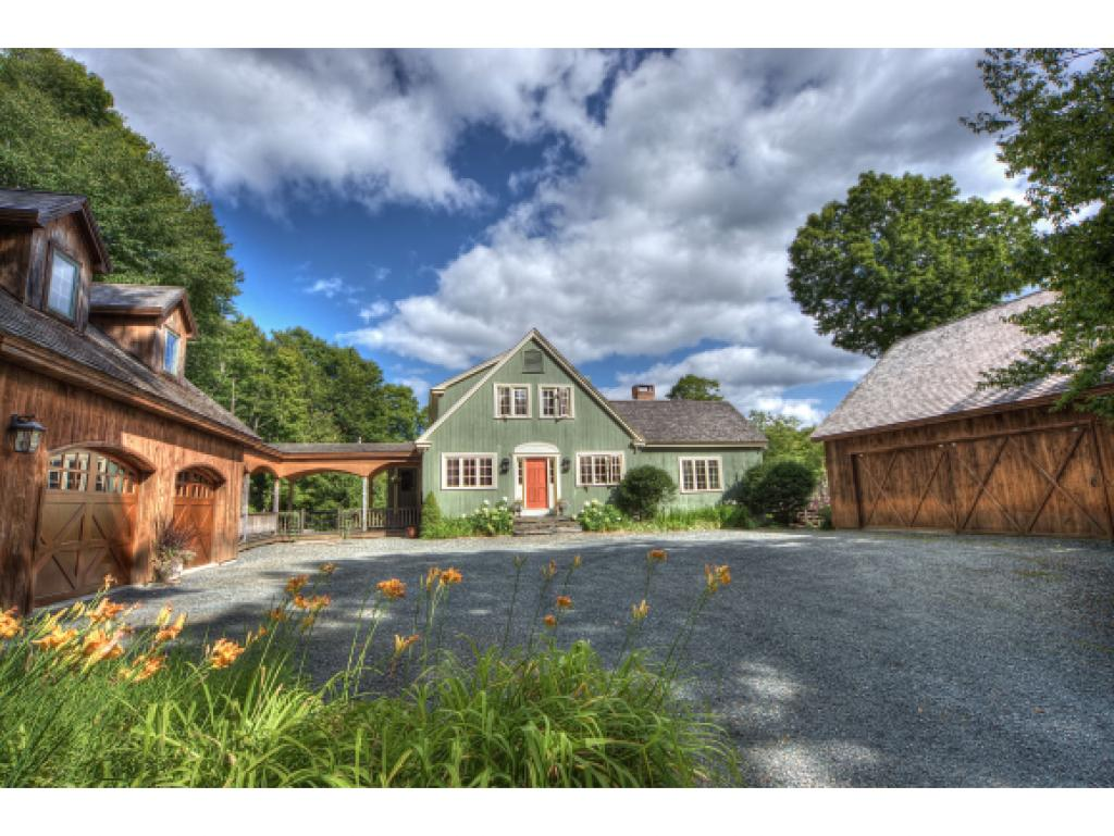 POMFRET VT Home for sale $$749,000 | $282 per sq.ft.