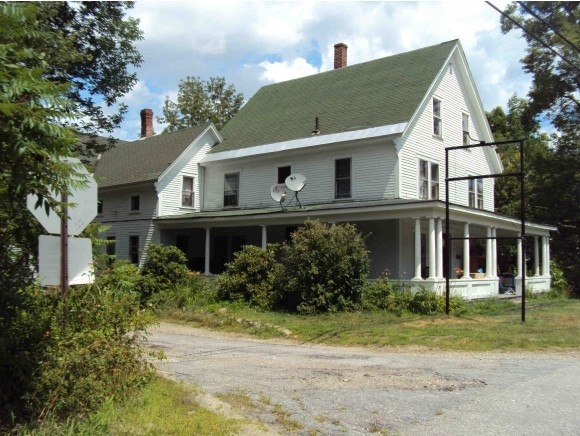 NEWBURY NH Commercial Property for sale $$169,000 | $45 per sq.ft.