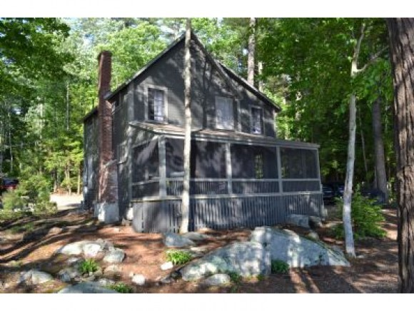 Tuftonboro new hampshire vacation rentals maxfield real for Anthony lakes cabin rentals