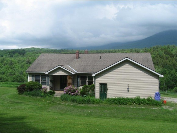 LINCOLN VT Lake House for sale $$272,000 | $144 per sq.ft.