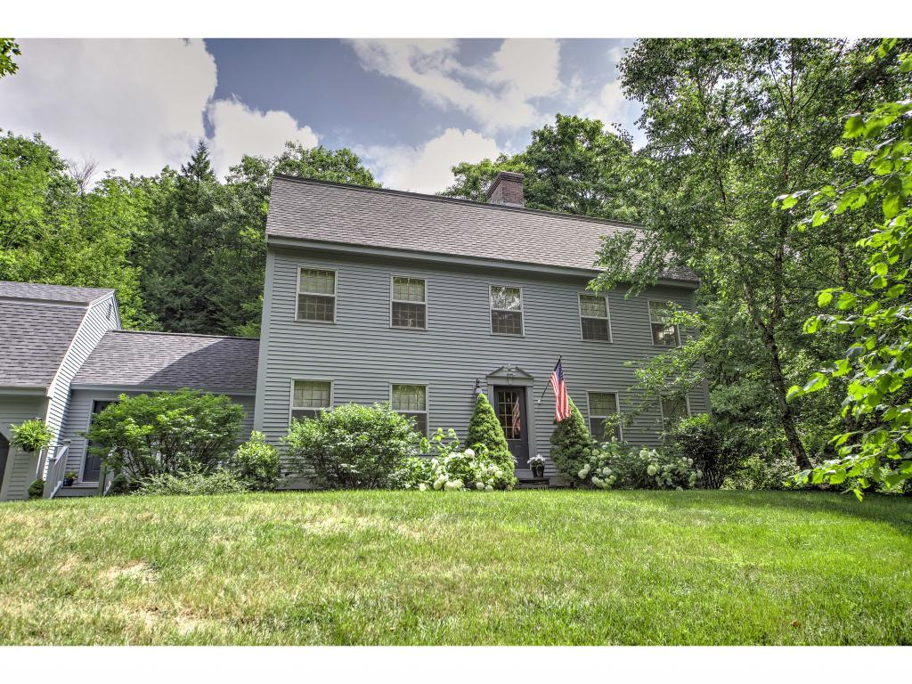 WOODSTOCK VT Home for sale $$495,000 | $182 per sq.ft.