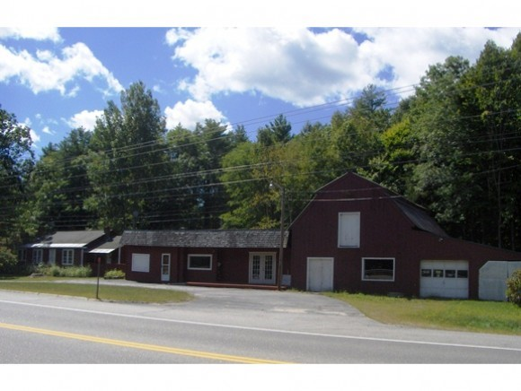 NEWBURY NH Commercial Property for sale $$269,000