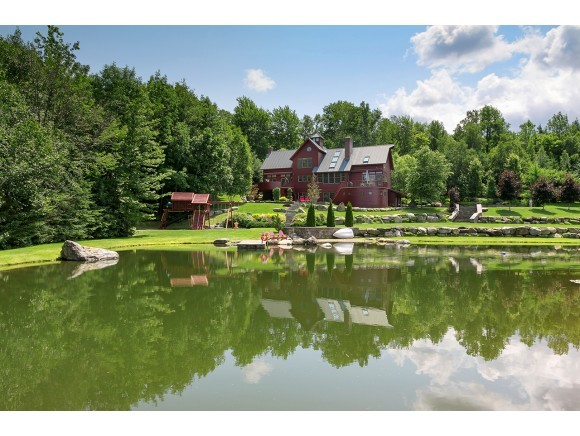500 N North Hill Road, Stowe, VT 05672