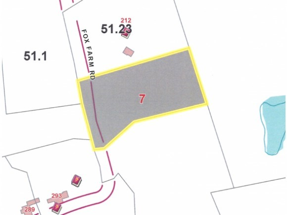 Lot 2B Fox Farm Road, Brattleboro, VT 05301