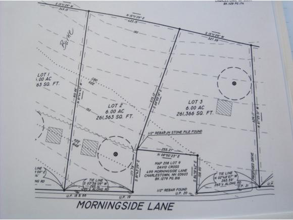 CHARLESTOWN NH LAND  for sale $$40,000 | 6 Acres  | Price Per Acre $6,666