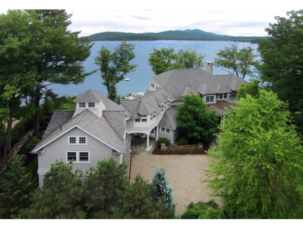 GILFORD NH  Home for sale $5,800,000