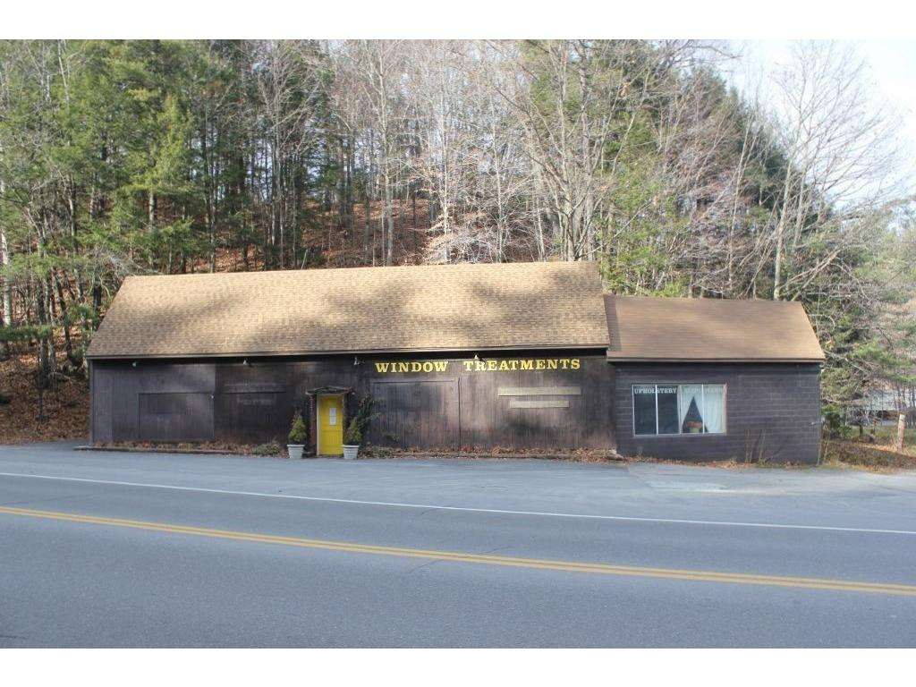 SPRINGFIELD VT Commercial Property for sale $$79,900