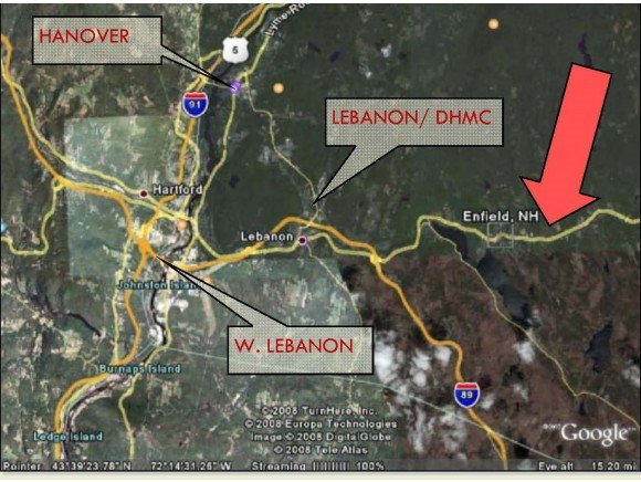 ENFIELD NHLand  for sale $$1,999,995 | 43 Acres  | Price Per Acre $46,511