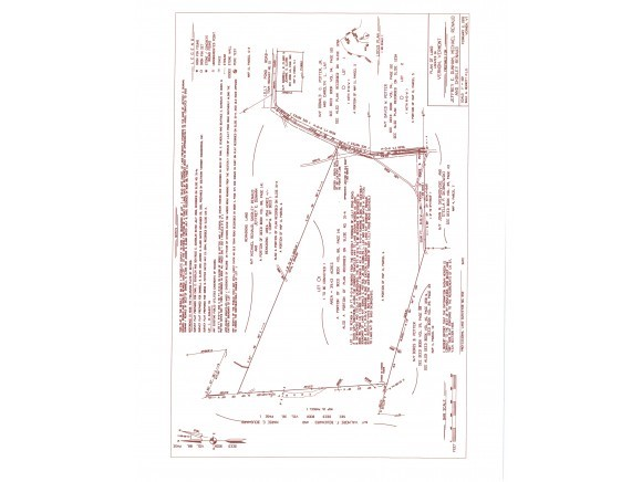 Large acreage building lot in a secluded area of...
