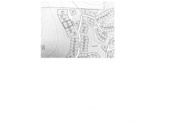 Double lot near top of Chimney Hill. SVE...