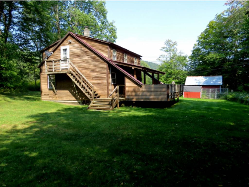 MOUNT HOLLY VT Home for sale $$149,900 | $112 per sq.ft.