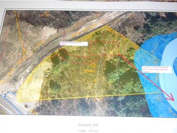 NEWPORT NH LAND  for sale $$35,900 | 1.6 Acres  | Price Per Acre $22,437
