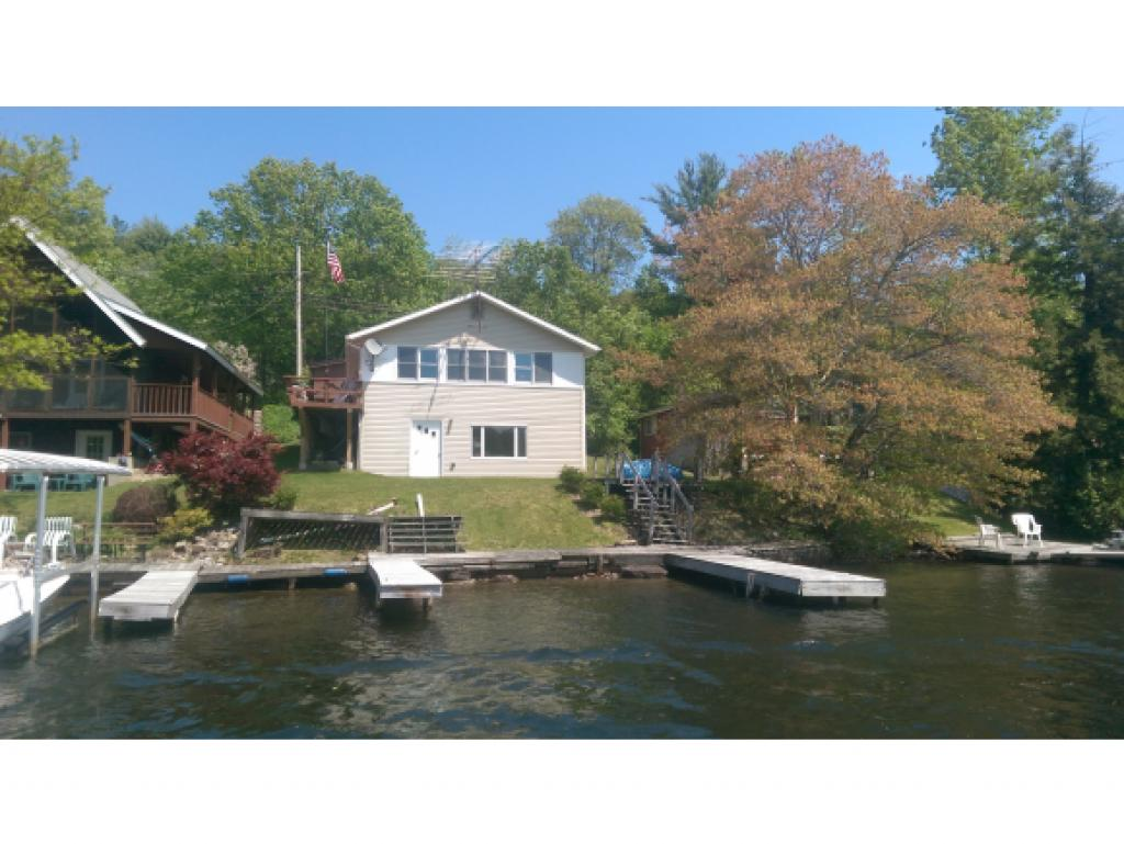 WELLS VT Lake House for sale $$199,000 | $114 per sq.ft.