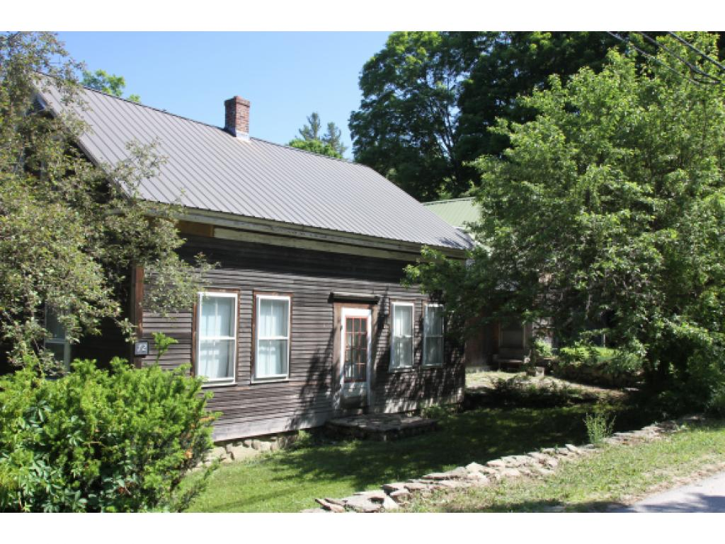 72 Depot Street Jamaica Vt 05343 In County Mls 4429775 Offered At 125 000 Bean Group