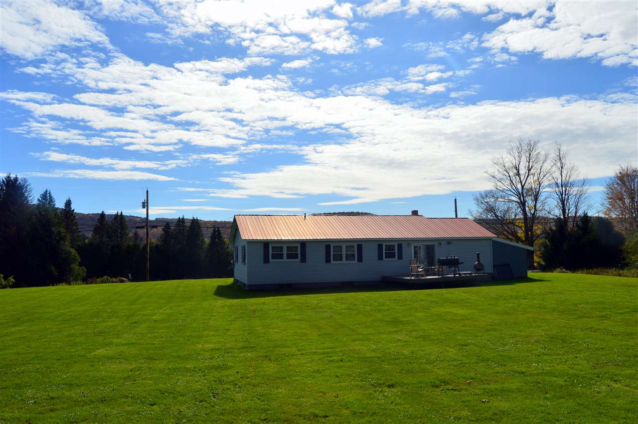 MOUNT HOLLY VT Home for sale $$199,000 | $158 per sq.ft.