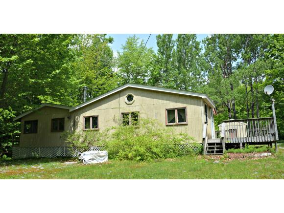 Very affordable 2-bedroom mobile home on secluded...