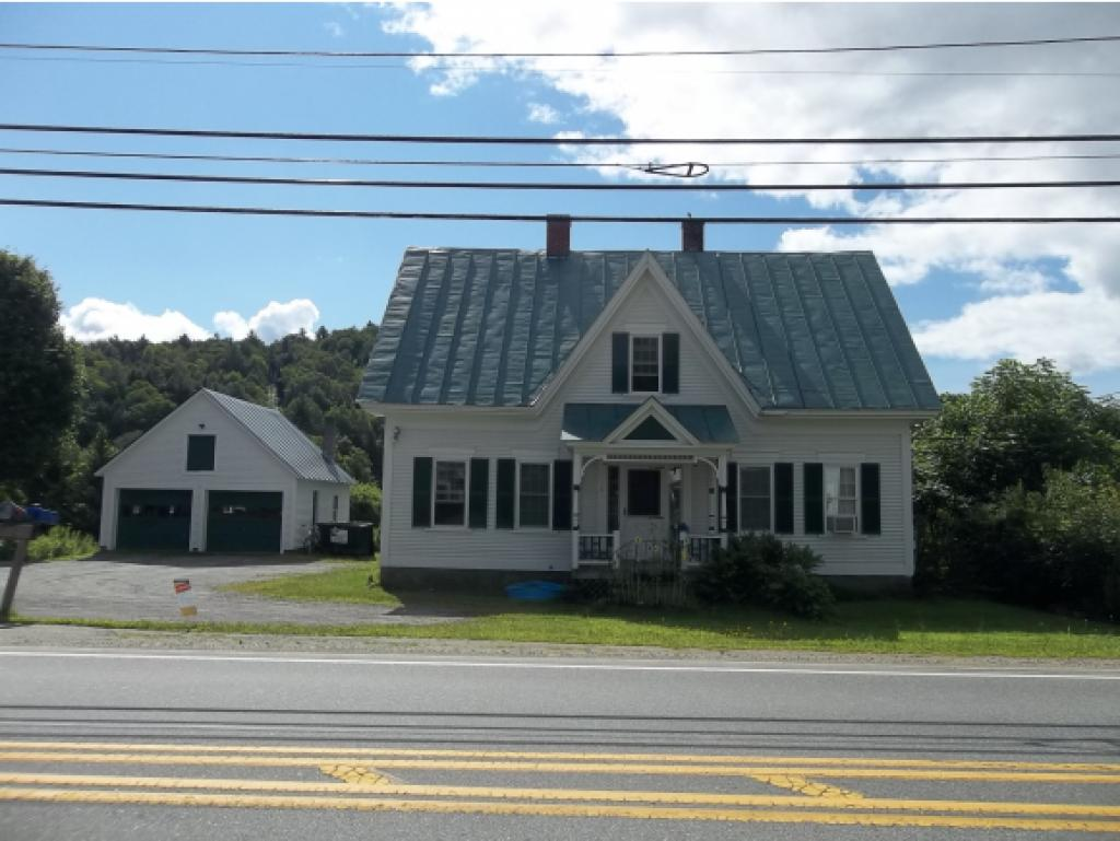 Woodstock VT Multi Family for sale $List Price is $349,000