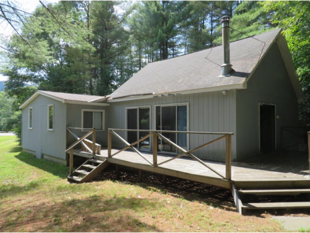 Jamaica Vt 3 bedroom home on 2 +- acres. This...