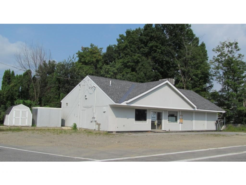 CHARLESTOWN NH Commercial Property for sale $$190,000
