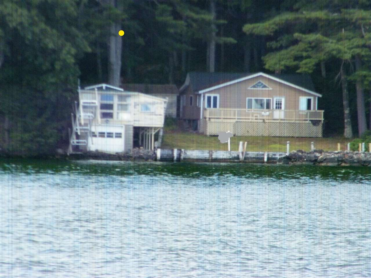 GILFORD NH  NH waterfront Lake House for sale $349,900