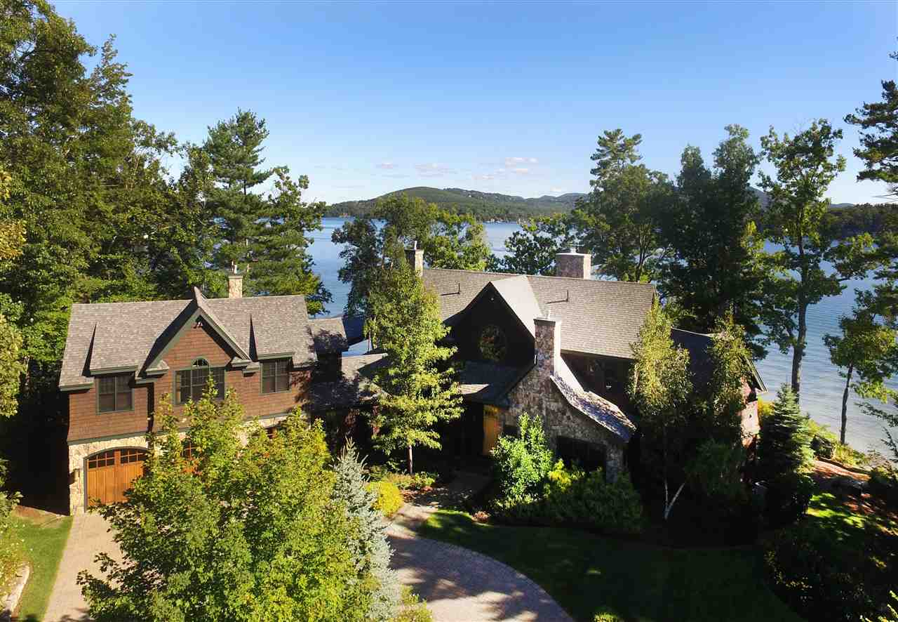 GILFORD NH  Home for sale $6,295,000