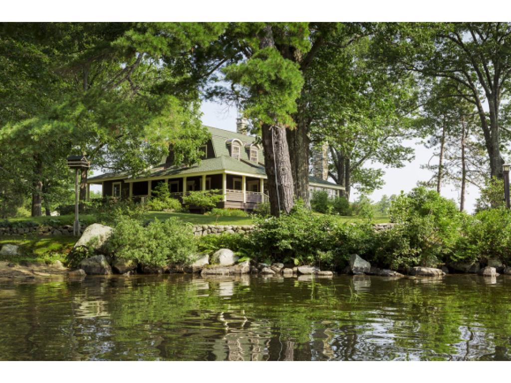 VILLAGE OF ALTON BAY IN TOWN OF ALTON NH  Home for sale $4,500,000