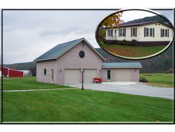 VILLAGE OF RUTLAND IN TOWN OF WALLINGFORD VT Mobile-Manufacured Home for sale $$149,000 | $116 per sq.ft.