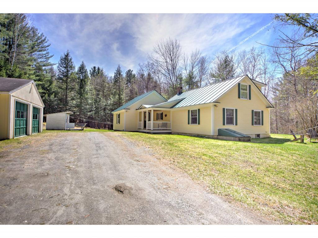 WOODSTOCK VT Home for sale $$399,500 | $225 per sq.ft.