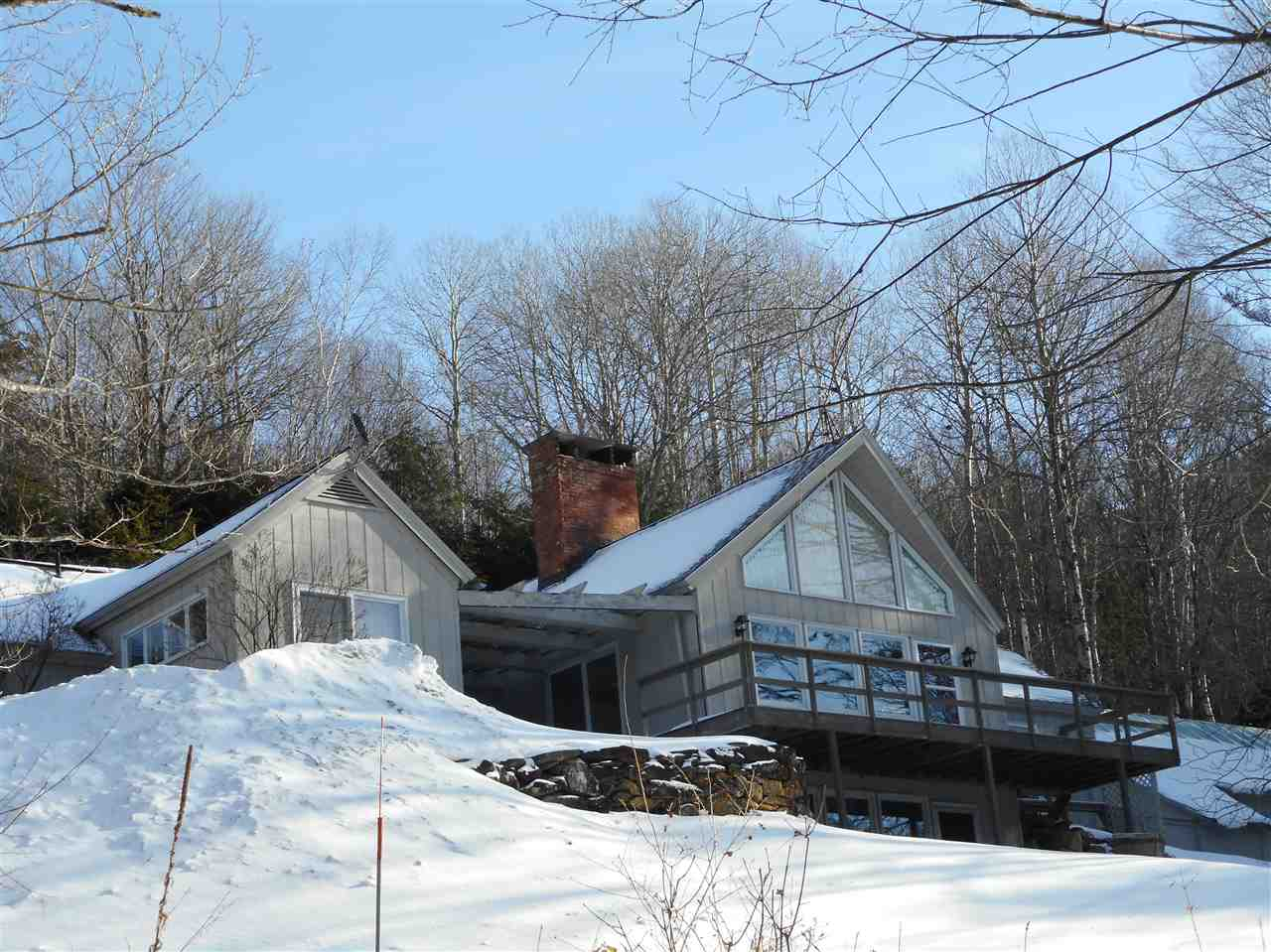 POMFRET VT Home for sale $$599,000 | $307 per sq.ft.