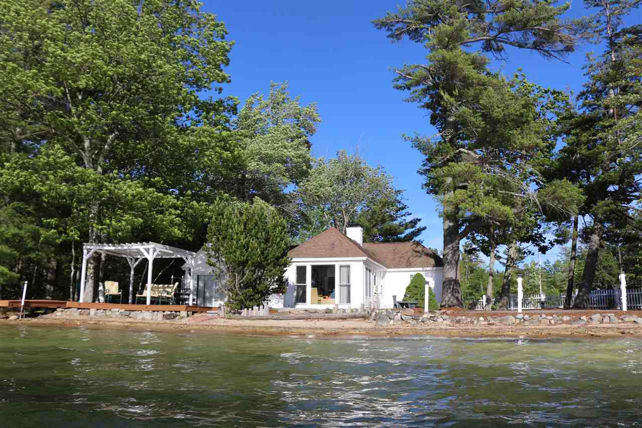 WOLFEBORO NH  Home for sale $695,000