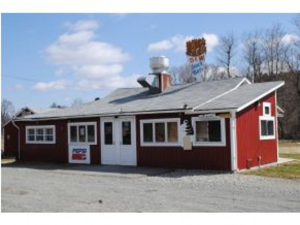 Looking to run a seasonal snakbar in the spring to fall and get away in winters? Here is your chance. This has been in existence since 1950 under the same name B and W snack bar. Visible from the interstate and right on rt 5, this property has plenty of parking and exposure for any type of event. Sale includes, buildings, equipment and goodwill.Many improvements have been made and new equipment in place. If you would like to be your own boss and run a business everyone has known and gone to for years, this is it.