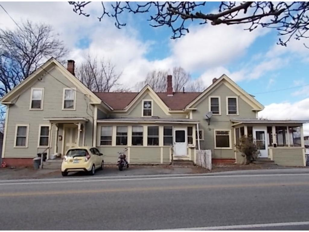CLAREMONT NH Multi Family for sale $$84,000 | $30 per sq.ft.