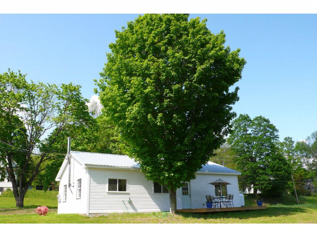 VILLAGE OF SAXTONS RIVER IN TOWN OF ROCKINGHAM VTHome for sale $$119,000 | $110 per sq.ft.