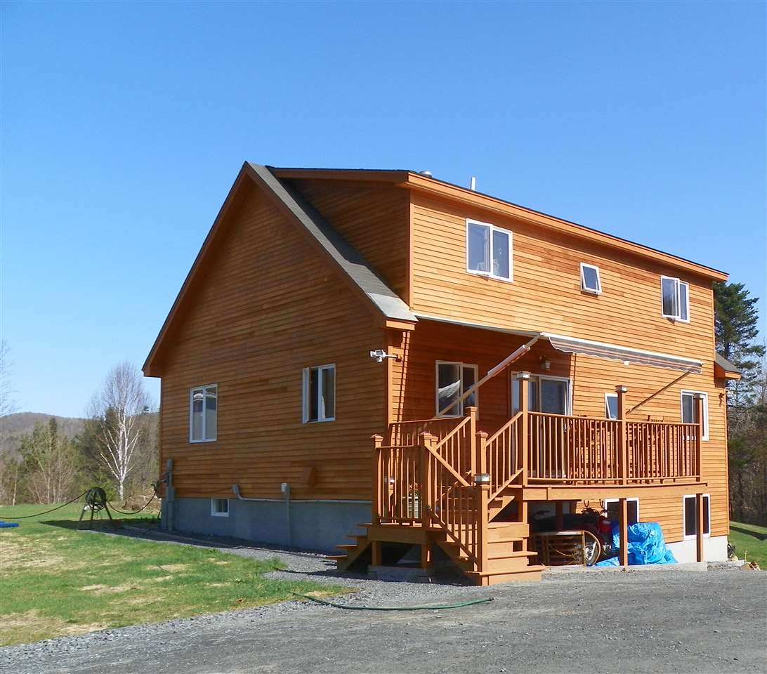 CORINTH VT Home for sale $$325,000 | $203 per sq.ft.