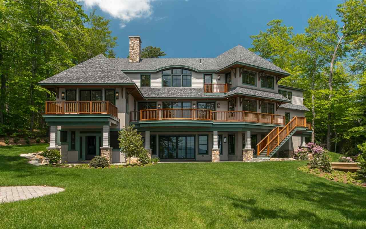 WOLFEBORO NH Home for sale $4,350,000